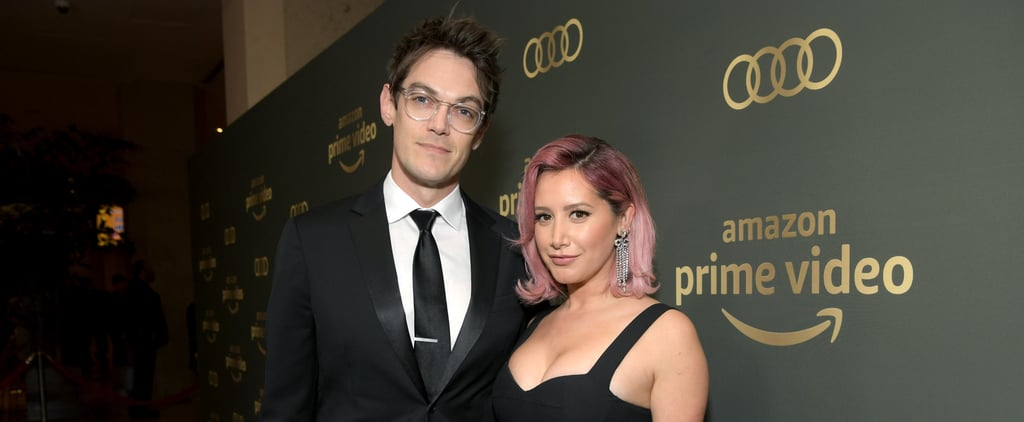 Ashley Tisdale and Christopher French Welcome First Child