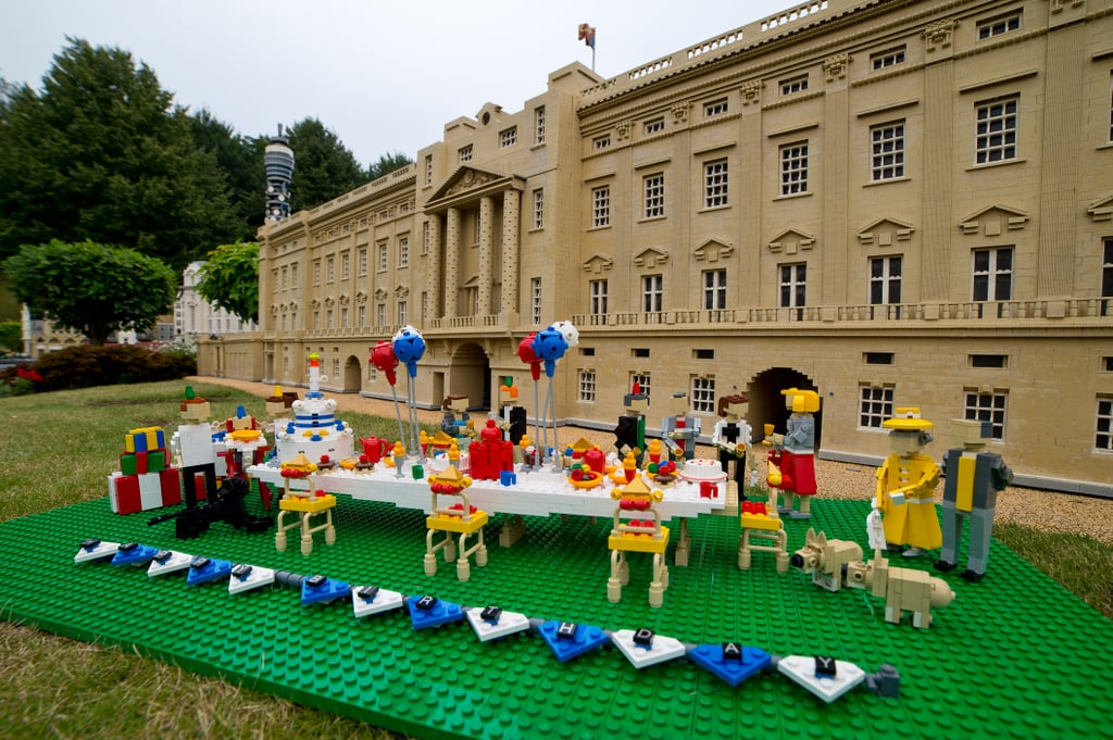 Prince George's First Birthday Is Immortalized —Lego Style