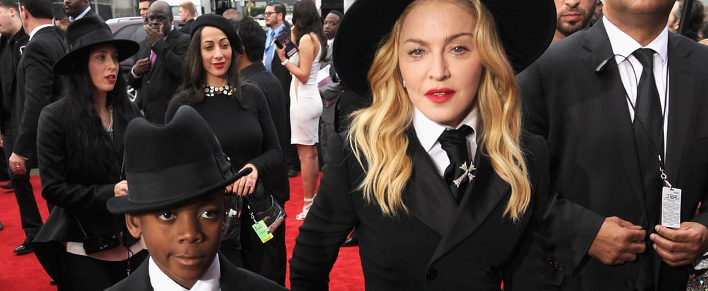 Madonna at the Grammys 2014