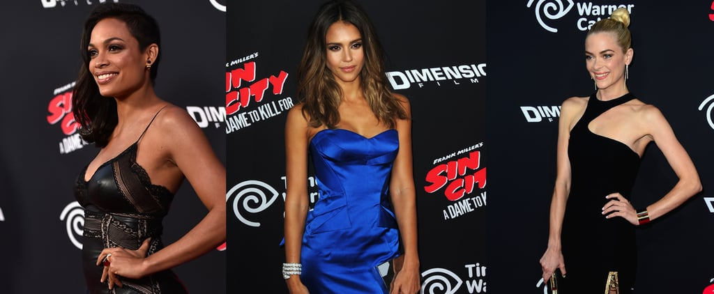 When Will Jessica Alba Let Her Daughters Watch Her Raciest Roles?