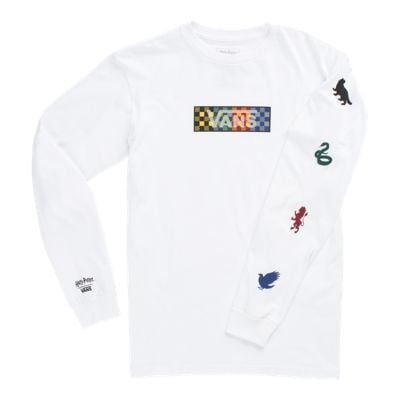 Vans x Harry Potter Four Houses Long-Sleeved T-Shirt