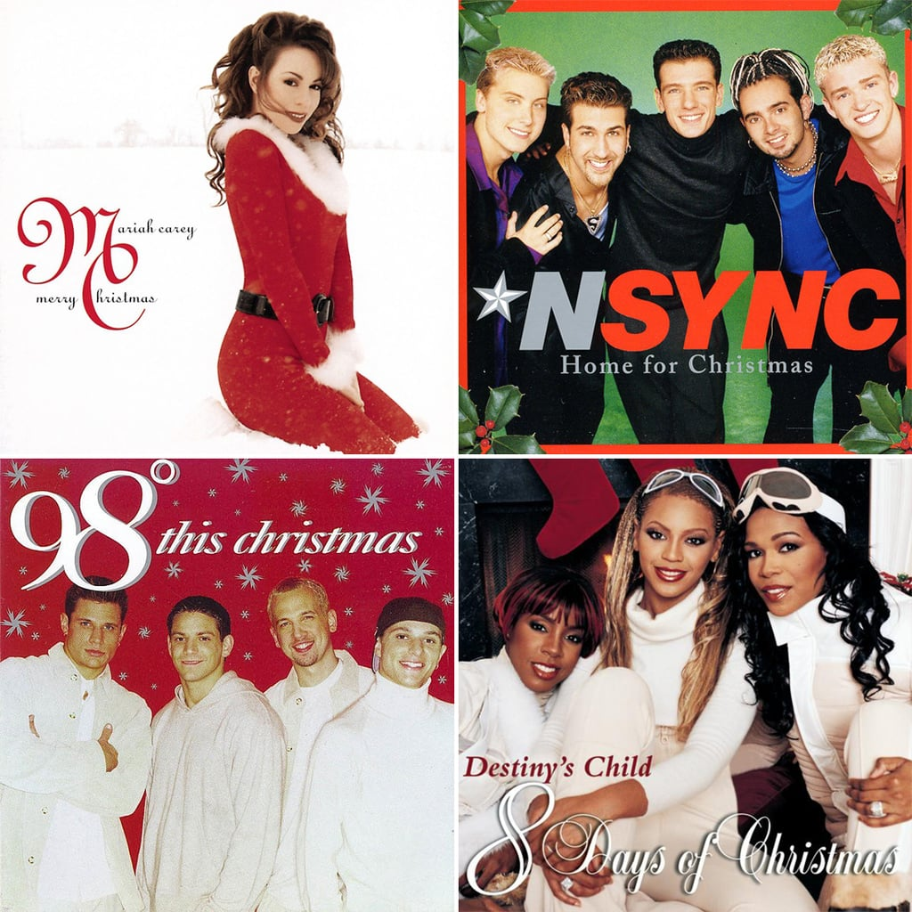 Have a Very \'90s (and Early \'00s) Christmas | POPSUGAR Celebrity UK