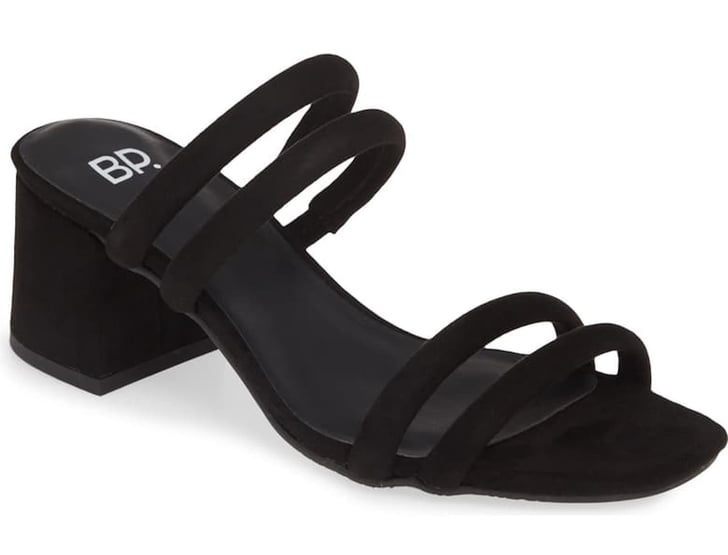 Comfortable Heeled Sandals at Nordstrom