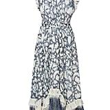 Ulla Johnson Amalia Floral Cotton-Blend Dress ($695).