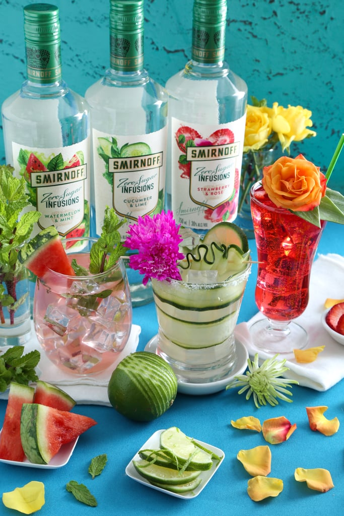 Smirnoff Zero-Sugar Vodka Infusions