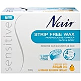 Nair Sensitive Strip Free Wax