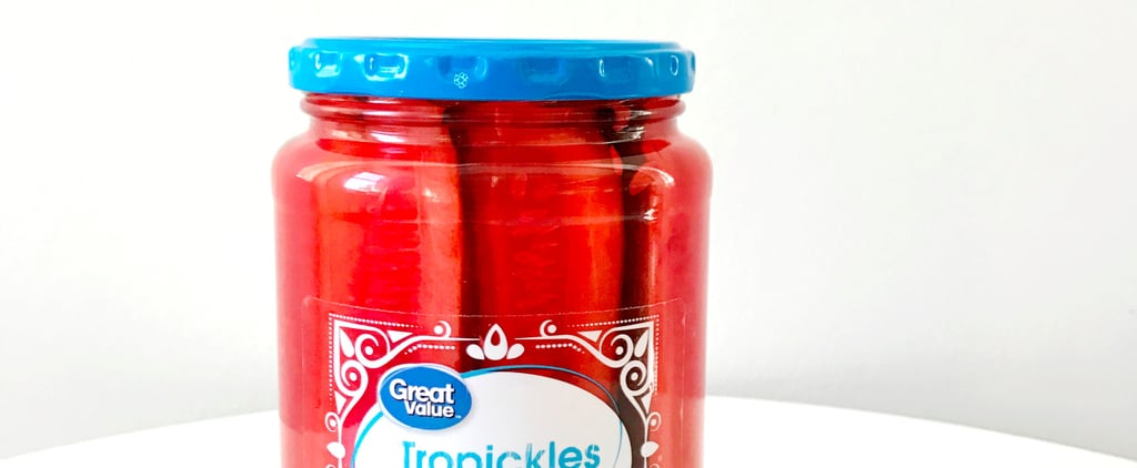 So Walmart Just Launched Tropickles, aka Fruit-Punch-Flavored Pickles