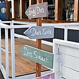 This Dior Beach Sign Would Make For the Perfect Home Decor, No?