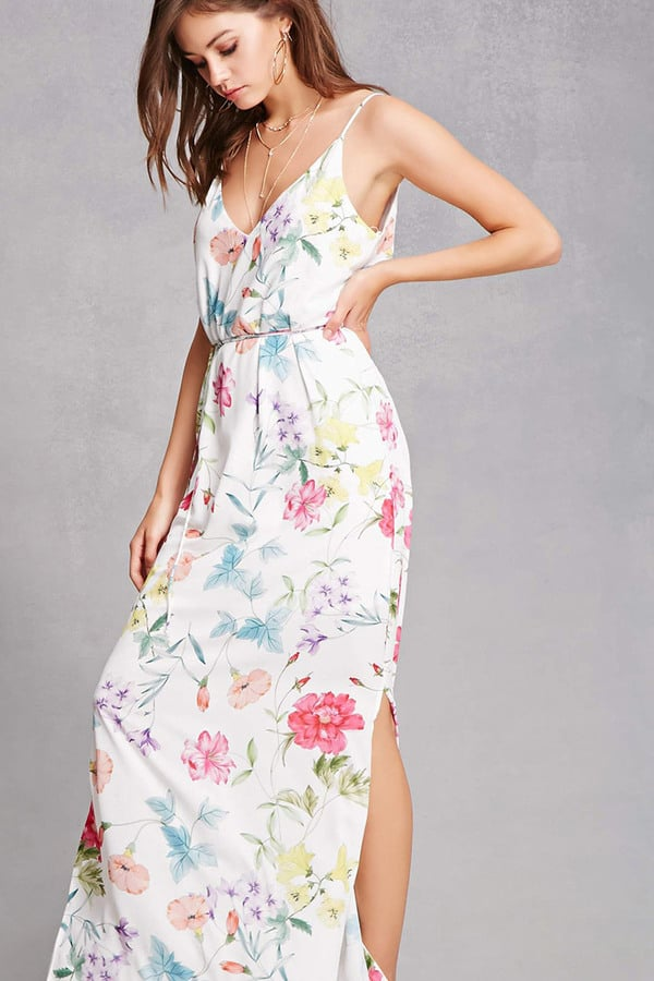 Forever 21 FOREVER 21+ Pretty by Rory Maxi Dress