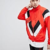 Puma Heritage Jacket in Red