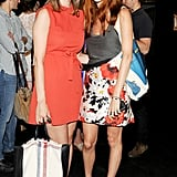 Elle's Joann Pailey, Taylor Tomasi Hill