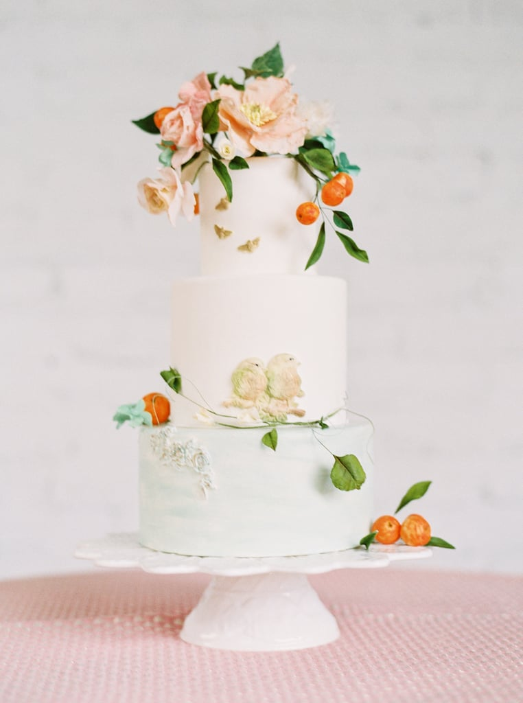 Colorful Cake Accents