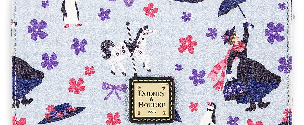 Dooney & Bourke Just Released a Mary Poppins Bag Collection — and It's Better Than a Spoonful of Sugar