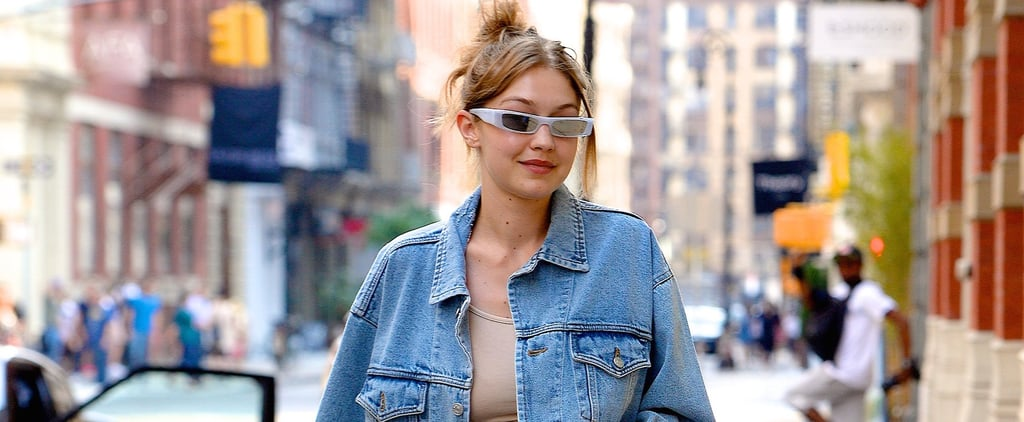 Gigi Hadid Ash Dad Sneakers