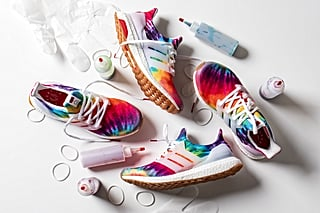 Adidas's New Tie-Dye Ultraboost Sneakers Are Straight Out of Our Grooviest Dreams