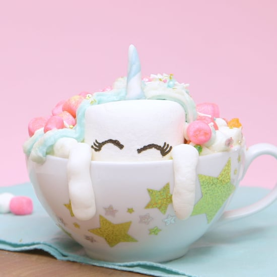 Unicorn Hot Chocolate Recipe | Video
