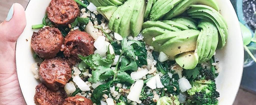 Vegetarian Keto Meals