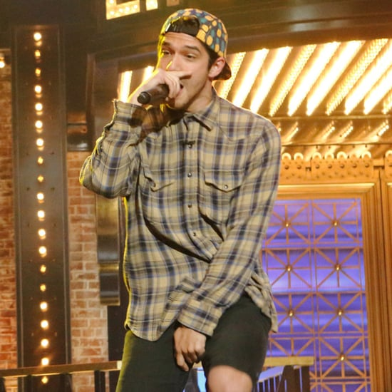 Tyler Posey Lip Sync Battle Video