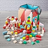 Janod Kubix 120-Piece Block Set