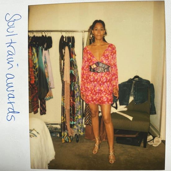 Tracee Ellis Ross's Throwback Outfit Photos on Instagram