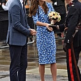 Kate Middleton's Dress Seemed Pretty Modest