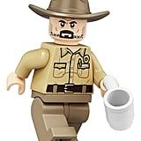 Chief Jim Hopper Minifigure
