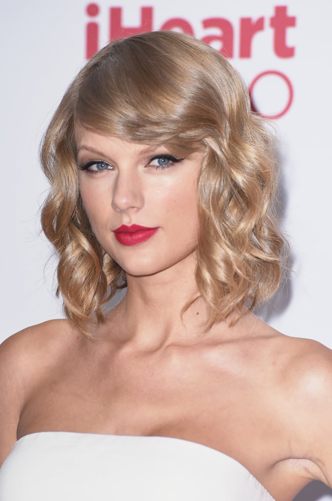 taylor swifts best hair and makeup looks popsugar beauty