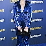 Emily Osment at EW's 2020 SAG Awards Preparty