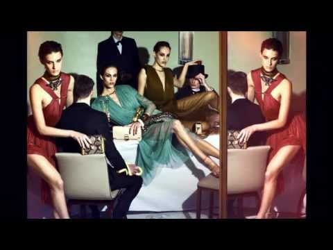 Is Lanvin's New S/S 2012 Video As Good As the Last? Watch Aymeline Valade Get Snakey in This Shot Steven Meisel Clip