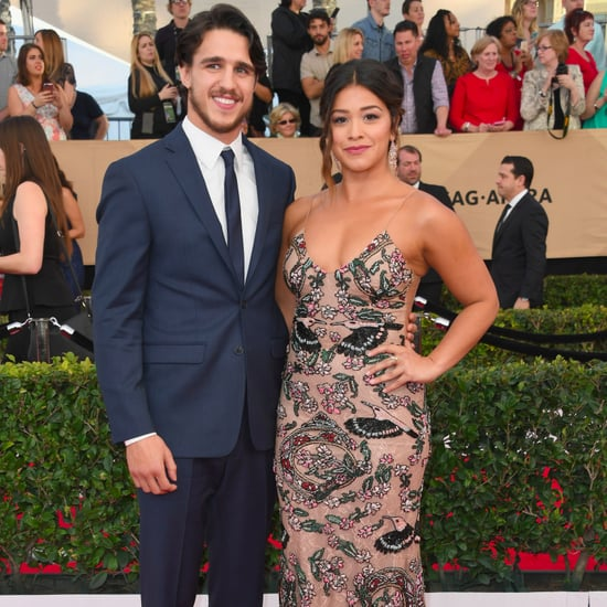 Gina Rodriguez Instagram Video With Boyfriend