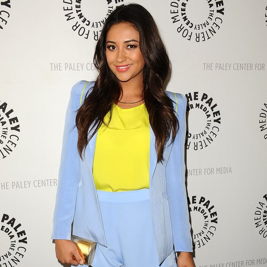 Shay Mitchell Style 2013