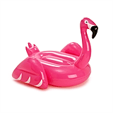 Inflatable Flamingo Pool Float ($79)