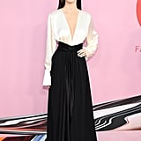 Camila Morrone at the 2019 CFDA Awards