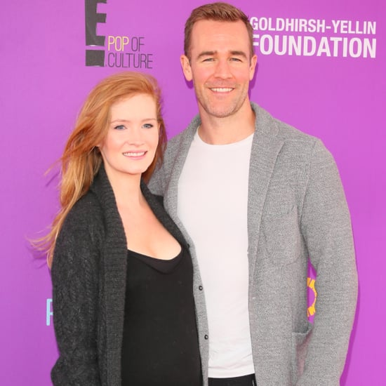 James Van Der Beek Welcomes Daughter March 2016