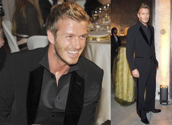 17/03/2009 David Beckham