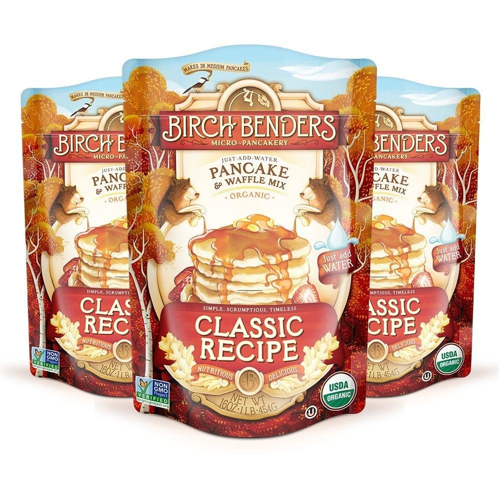 Birch Benders Organic Pancake and Waffle Mix