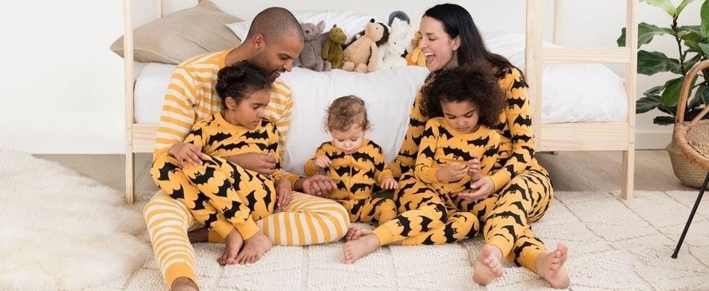 Matching Family Halloween Pajamas