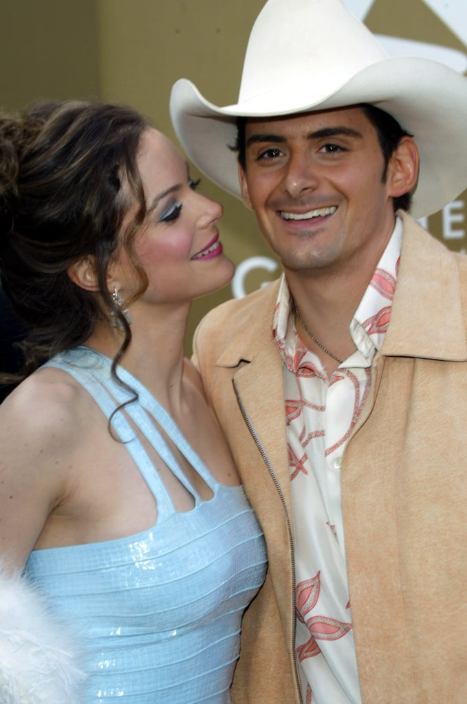 Kimberly Williams and Brad Paisley, 2004 | Couples at the ...  Kimberly Willia...