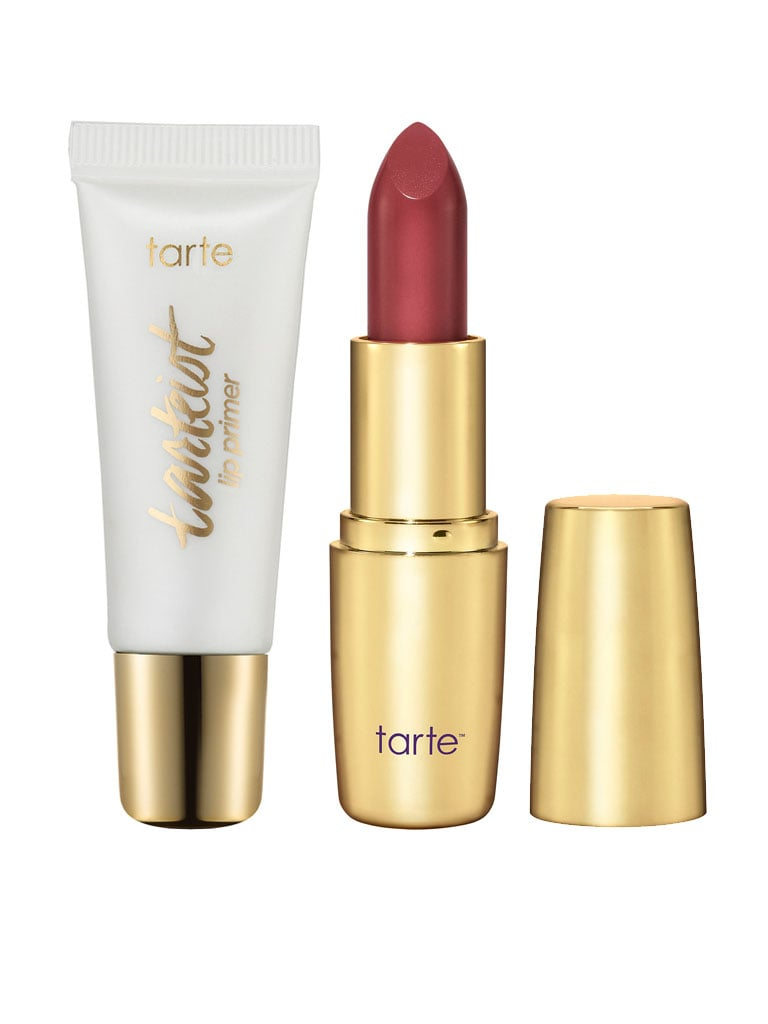Tarteist Lip Primer and Coconut Oil Lipstick