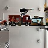 Lego City Fire Burger Bar Fire Rescue