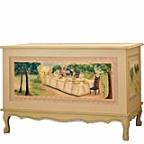 Art For Kids French Toy Chest