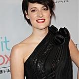 Phoebe Waller-Bridge's Edgy Black Pixie Cut Photos