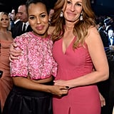 She Rocks Award Season With Julia Roberts