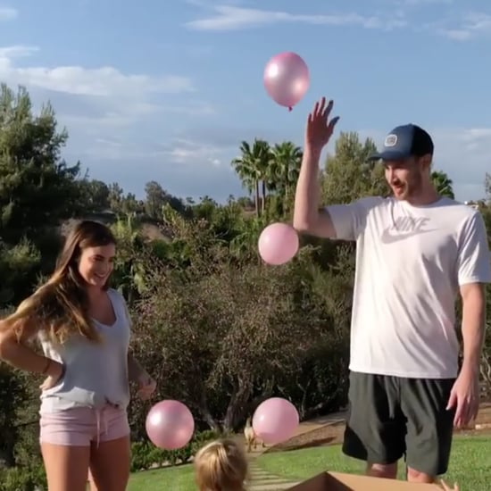 Gordon Hayward Gender Reveal Video