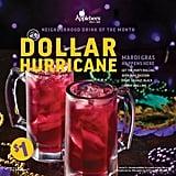Applebee's Dollar Hurricanes February 2019