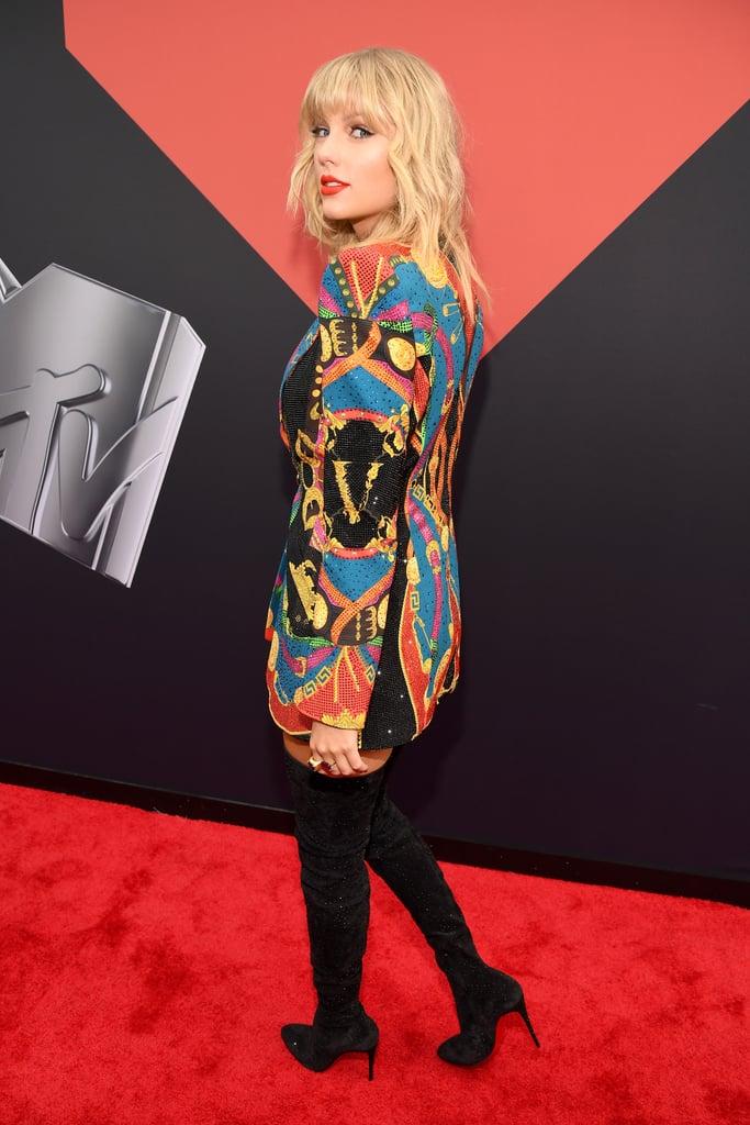 Taylor Swift S Outfit At Vmas 2019 Popsugar Fashion