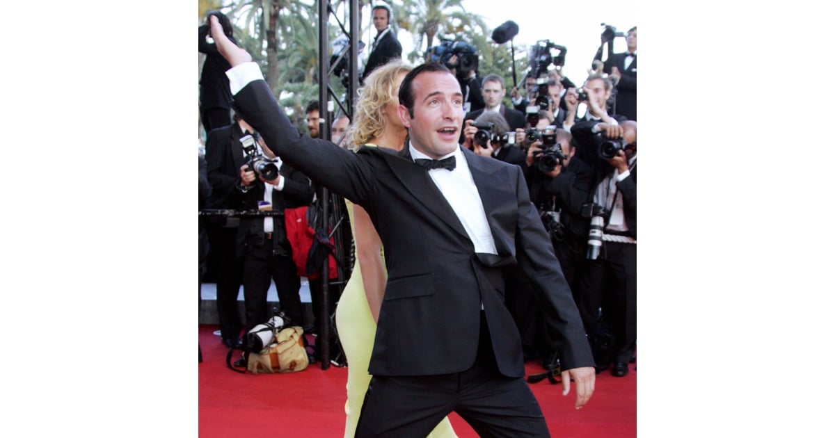 Jean dujardin biography and trivia popsugar celebrity uk for Age jean dujardin