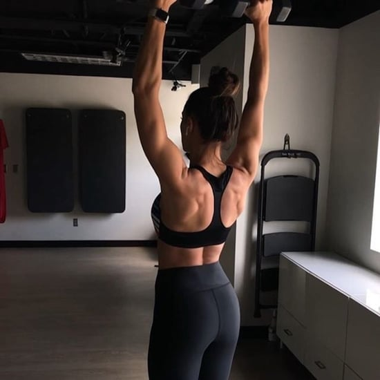 Kelsey Wells At Home Upper Body Circuit