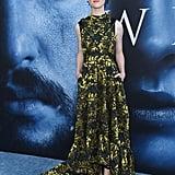 """Rose Leslie (Ygritte): 5'6"""""""