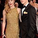 Ashley Wagner and Her Date